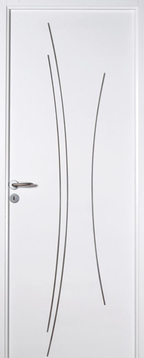 porte graphik lm42 finition personnalisée   hue-socoda - négoces ... - Comment Peindre Une Porte Avec Des Rainures