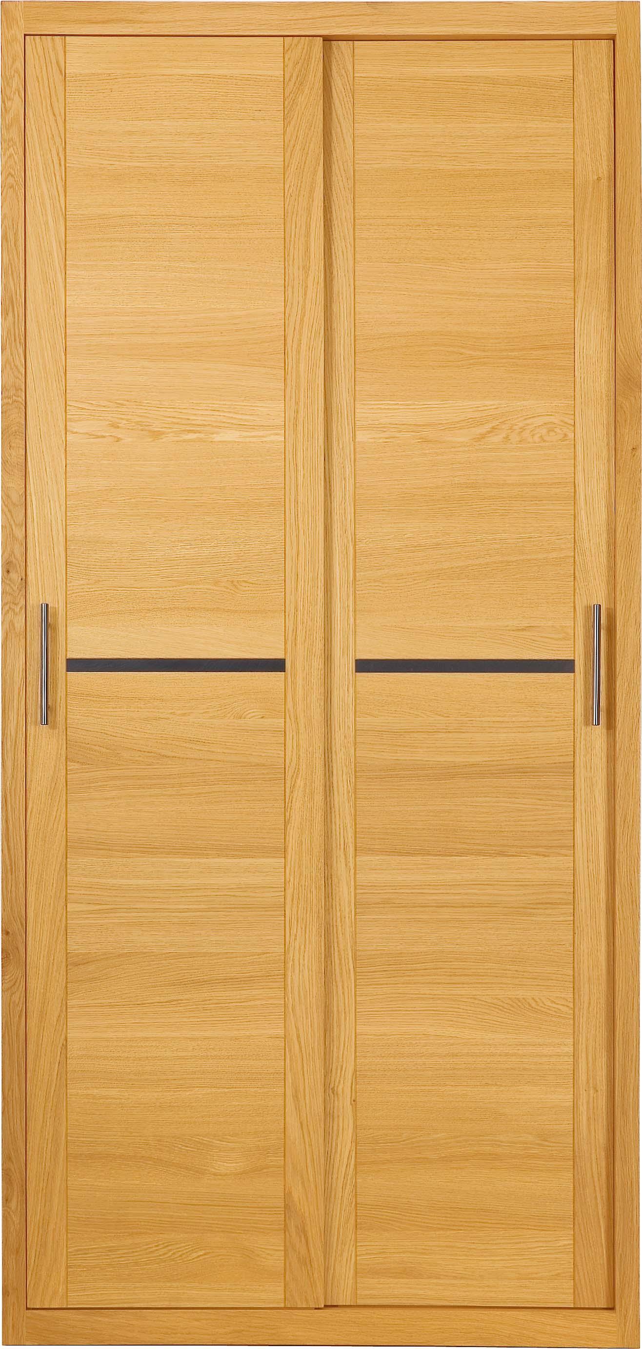 Fa ade placard proboporte en ch ne verni mat mod le samia hue socoda n goces bois panneaux for Porte placard blanche