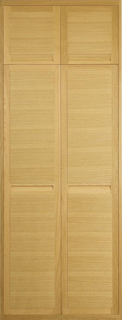 fa ade placard proboporte en ch ne verni mat mod le kamar hue socoda n goces bois panneaux. Black Bedroom Furniture Sets. Home Design Ideas